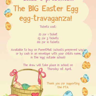 Easter Egg egg-travaganza
