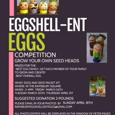 Eggshell-ent Eggs